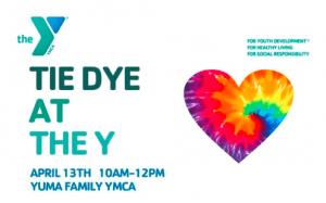 Tie Dye @ the Yuma Y