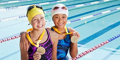 Swim Team Small