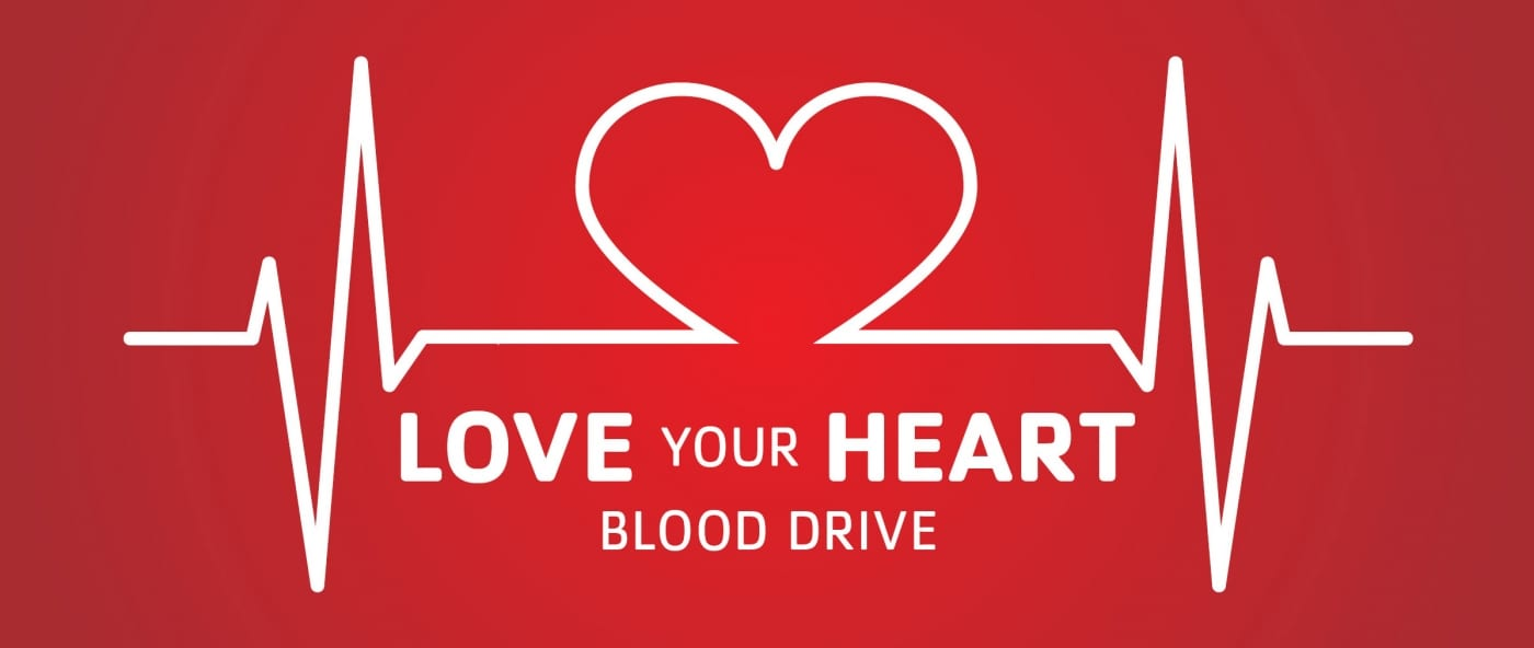 Blood Drive Event Header