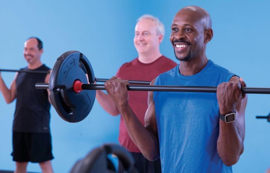 Strength Train Together Header