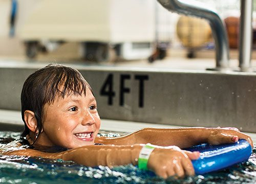 Stage 2: Water Movement   Swimming & Aquatics Programs   Valley of the Sun YMCA