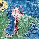 Camper Postcard 5 Abigail 9 Glendale class=