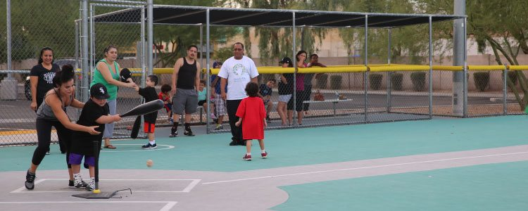 Miracle League maryvale family ymca