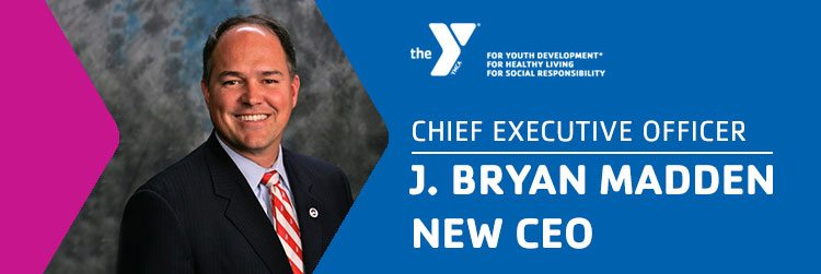 J. Bryan Madden Named New CEO | Valley of the Sun YMCA