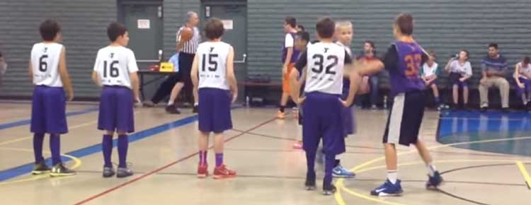 Buzzer Beater|Valley of the Sun YMCA