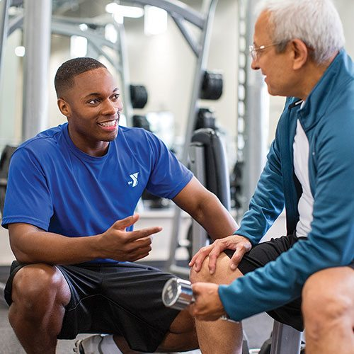 Meet The Trainer | Personal Training | Adults | Seniors | Youth | Teens | Family & Groups | Fitness | Programs & Activities | Valley of the Sun YMCA