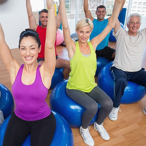 Bosu Ball Training | Adults | Fitness | Programs & Activities | Valley of the Sun YMCA