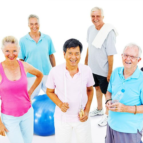 SilverSneakers Circuit | Seniors | Fitness | Programs & Activities | Valley of the Sun YMCA