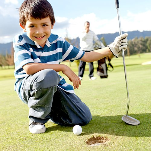 Golf | T-Ball | Youth Sports | Programs & Activities | Valley of the Sun YMCA