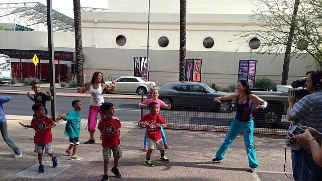 Healthy Kids Day   Youth Development   Valley of the Sun YMCA