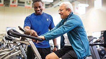 Senior Personal Training Nutrition | Seniors Programs & Activities | Valley of the Sun YMCA