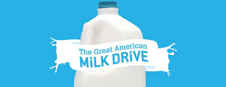The Great American Milk Drive | Summer Food Program | Donate | Valley of the Sun YMCA