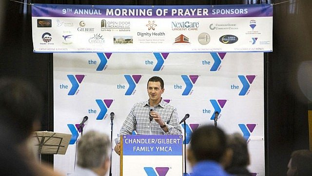 Chandler/Gilbert Family YMCA hosts morning of prayer | Valley of the Sun YMCA