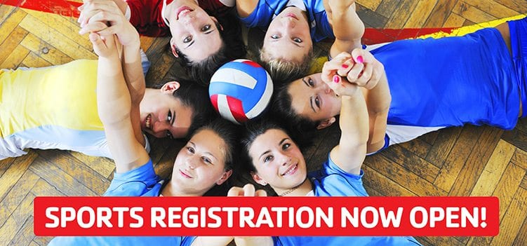Sports-Registration At The YMCA
