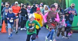 Spooky Sprint 5K @ the Tempe Y