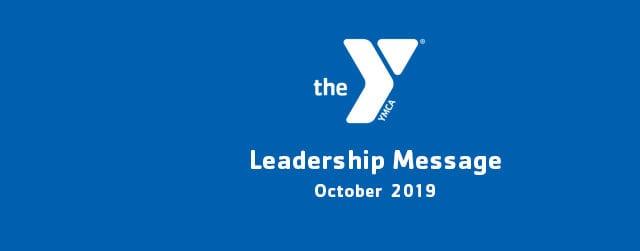 executive leadership message