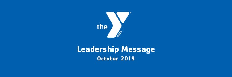 executive leadership message
