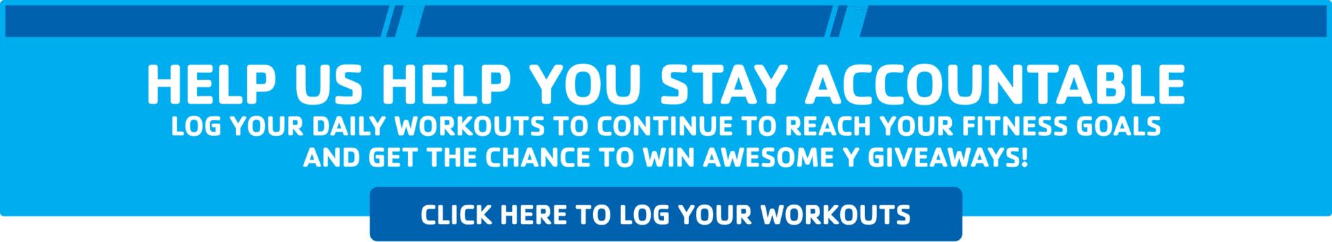 virtual y log workouts