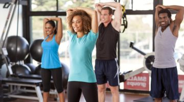 people working out - Schedules & Downloads - Programs & Activities