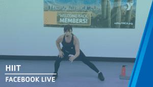 Virtual Y Facebook Live Videos8