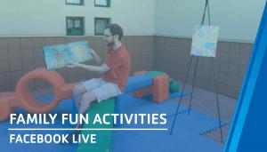 Virtual Y Facebook Live Videos Family 2
