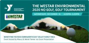 The Westar Environmental 2020 No Golf, Golf Tournament
