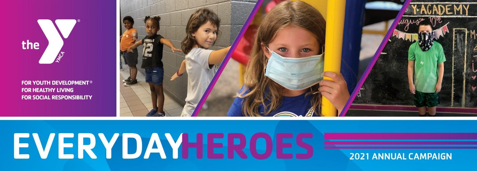 everyday heroes - donate