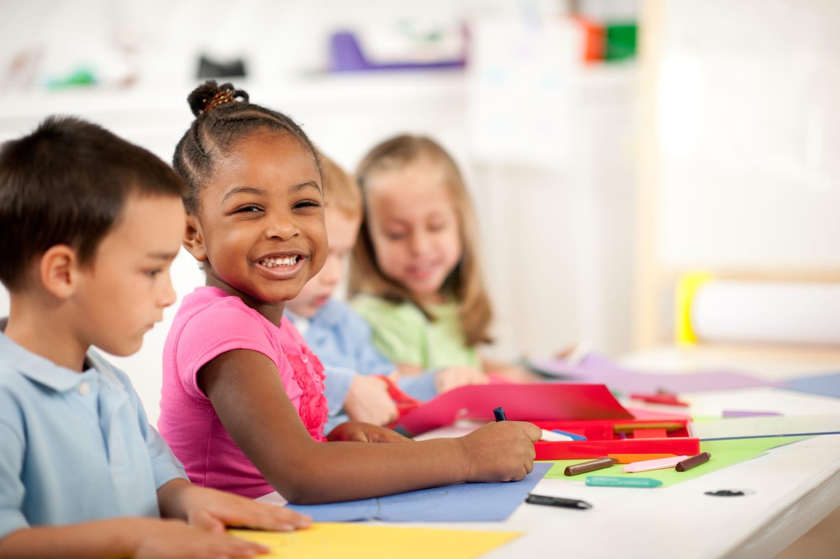 preschool children - child watch - camp