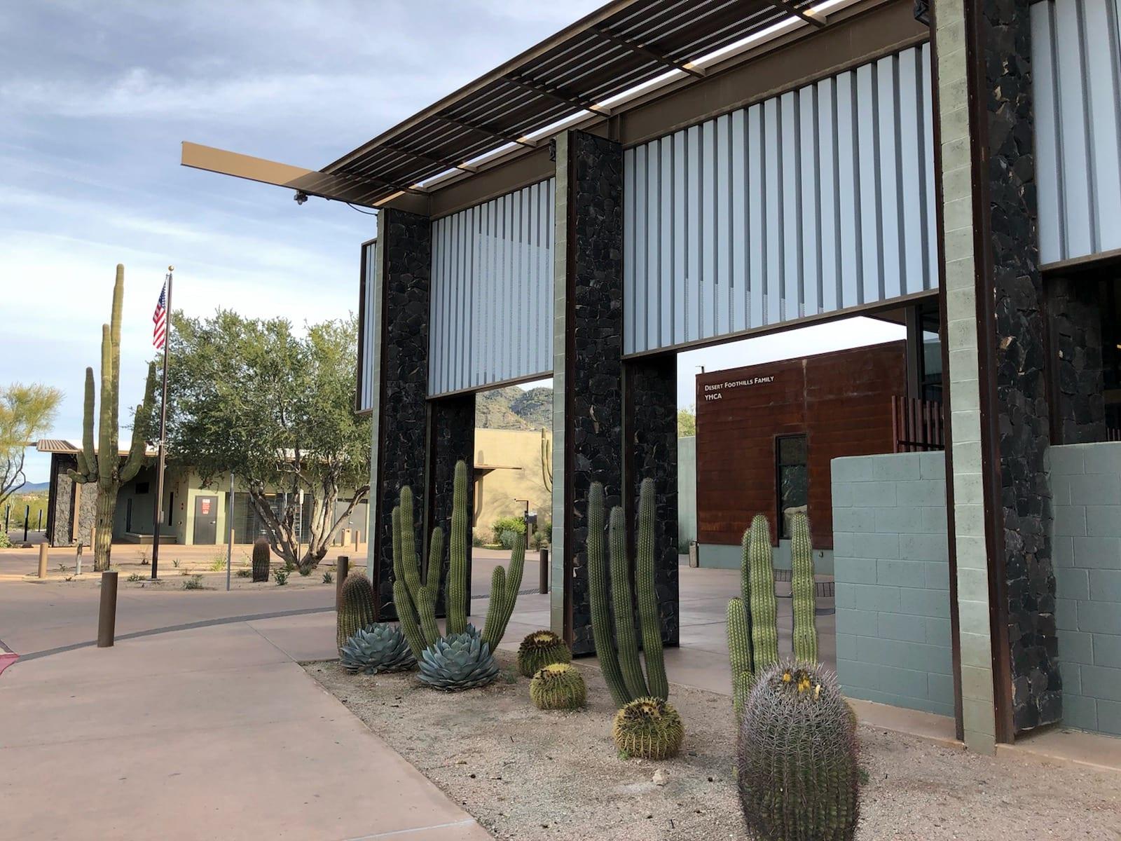 Desert Foothills Family YMCA exterior
