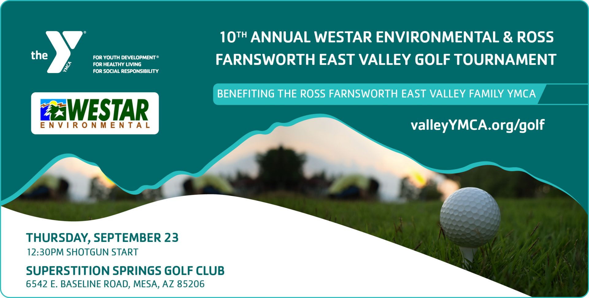 East Valley Golf Tournament 2021 Header Image scaled