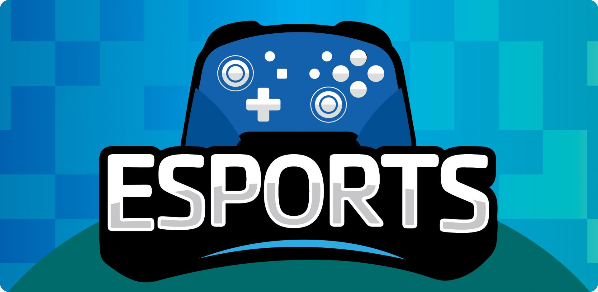Esports logo - valley ymca