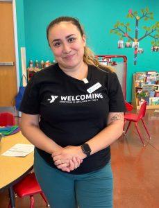 Alicia Bravo - Hispanic Heritage Month