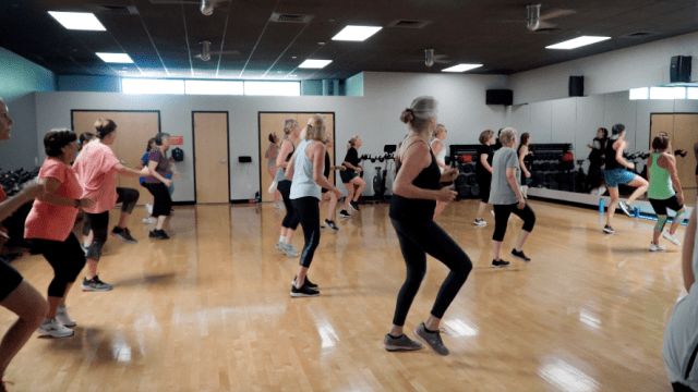 High Fitness at the YMCA
