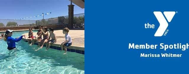Marissa Whitmer | Member Spotlight | Copper Basin Family YMCA