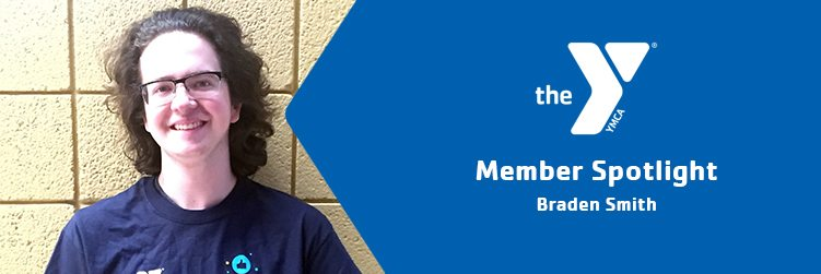 Braden Smith | Member Spotlight | Chandler / Gilbert Family YMCA