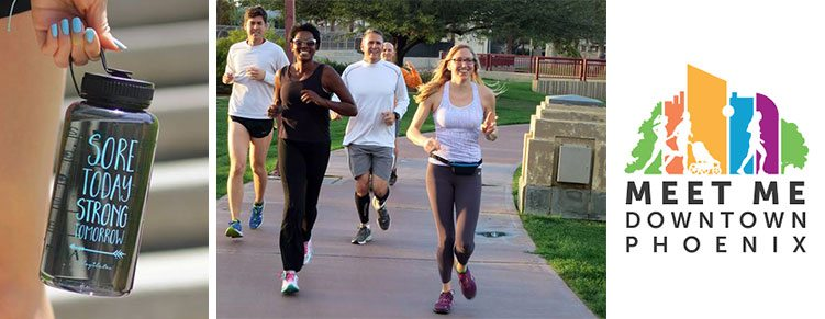 Meet Me Downtown Phoenix and FitPHX Walk/Run | YMCA | Healthy Living | Media Room | Valley of the Sun YMCA