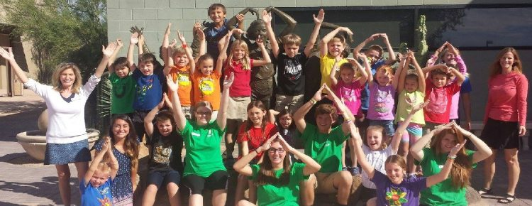 Camp|Desert Foothills Family YMCA|Valley of the Sun YMCA