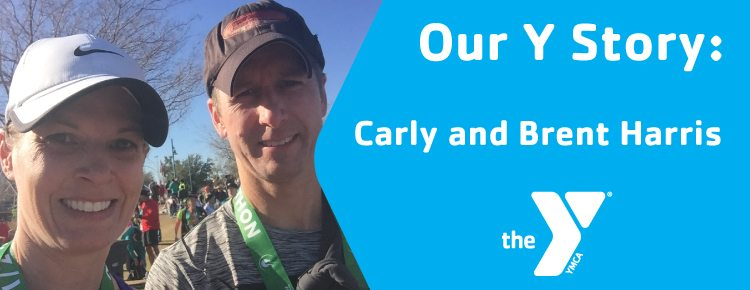 Carly and Brent Harris|Desert Foothills Family YMCA|Valley of the Sun YMCA