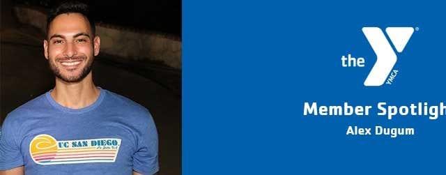 Alex Dugum | Member Spotlight | Ross Farnsworth Family YMCA