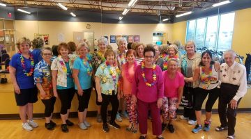RFEV SilverSneakers Hawaiian Day Jan30