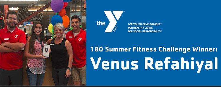 180 Summer Fitness Challenge