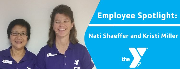 Nati Shaeffer and Kristi Miller| Scottsdale/Paradise Valley Family YMCA | Valley of the Sun YMCA