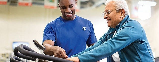 Seniors Personal Training | Community | Scottsdale Paradise Valley YMCA | Valley of the Sun YMCA