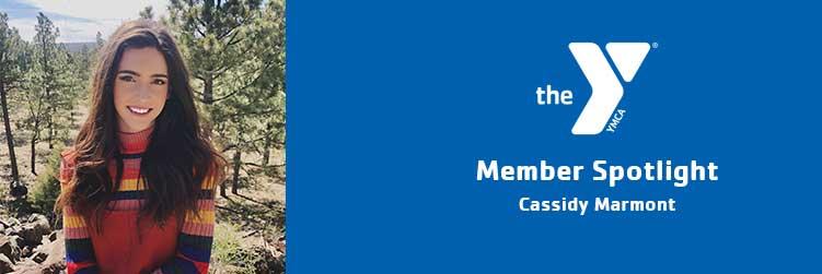 Cassidy Marmont | Member Spotlight | Tempe Family YMCA