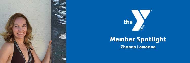 Zhanna Lamanna   Member Spotlight   Tempe Family YMCA