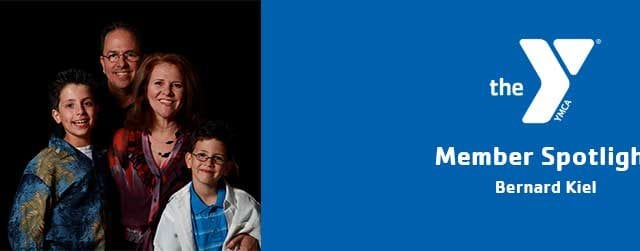 Bernard Kiel | Member Spotlight | Northwest Valley Family YMCA