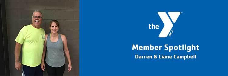 Darren & Liane | Member Spotlight | Northwest Valley Family YMCA