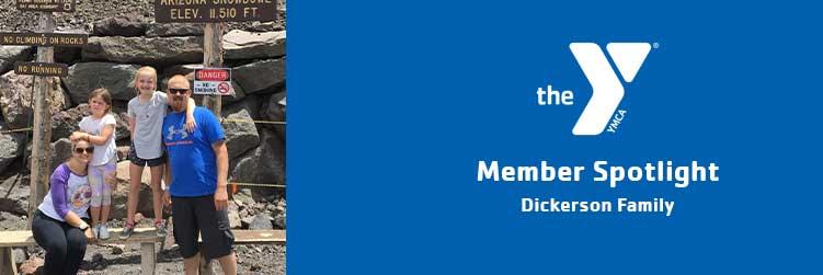 The Dickerson Family | Member Spotlight | Flagstaff Family YMCA