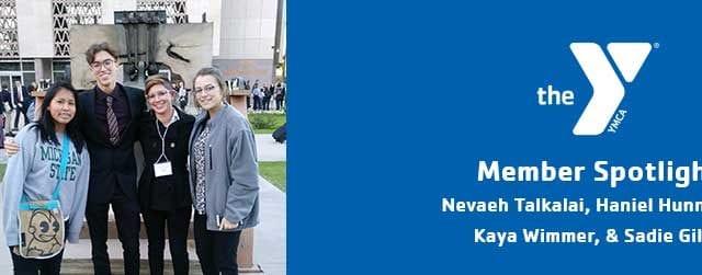 Nevaeh, Haniel, Kaya & Sadie   Member Spotlight   Flagstaff Family YMCA