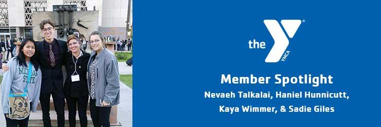 Nevaeh, Haniel, Kaya & Sadie | Member Spotlight | Flagstaff Family YMCA
